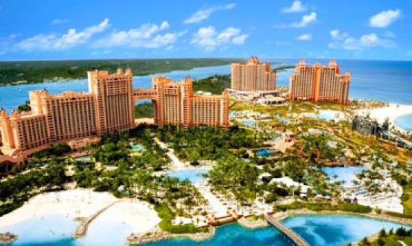 Where We Go Booking - Bahamas
