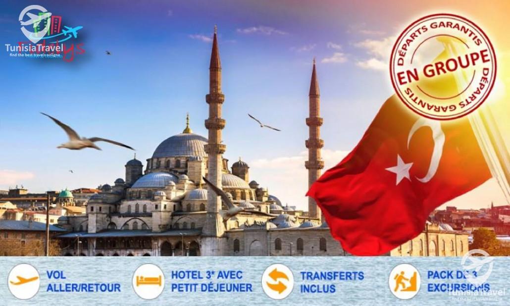 voyage Istanbul Spécial été