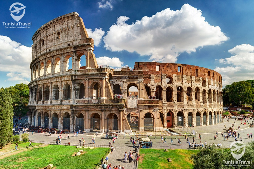 Jektis TRAVEL Tour d'Italie : ROME , PISE , FLORENCE, VENISE