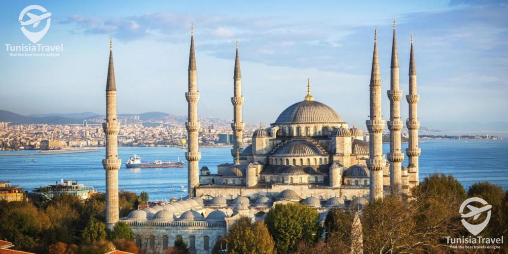 voyage ISTANBUL + MINI CIRCUIT BURSA