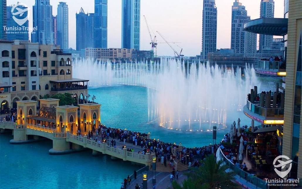 voyage Dubai & Abu Dhabi