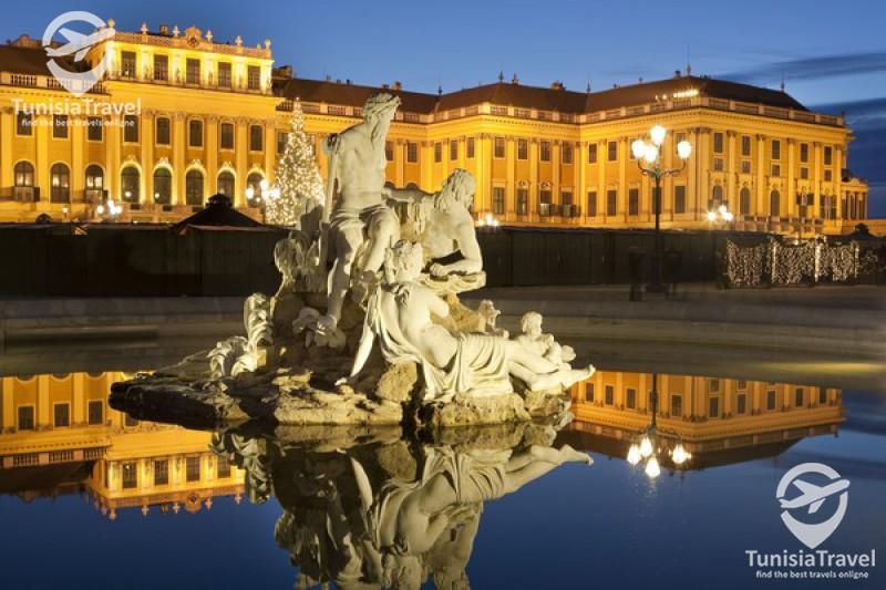 tunisia travel Vienne est la ville historique par essence,