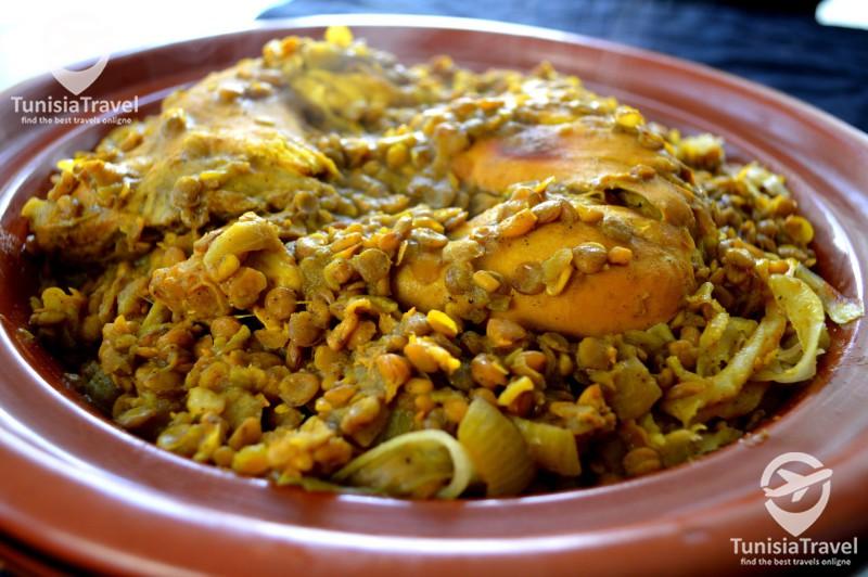 Cuisine RFISSA AU POULET : RECETTE DE LA CUISINE MAROCAINE TRADITIONNELLE