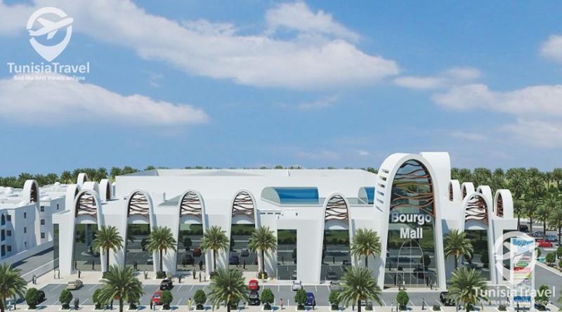 tunisie  tourisme Bourgo Mall : l'ouverture du plus grand centre commercial dans le sud tunisien !