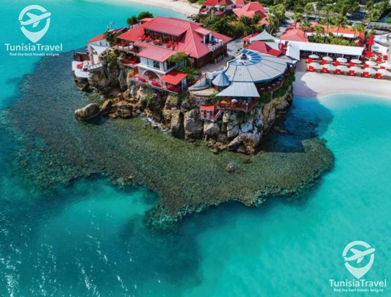 Saint Barthélemy : l'Eden Rock - St Barths rouvrira ses portes le 22 décembre 2018