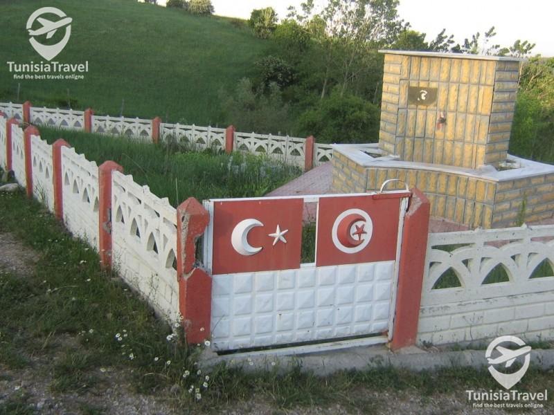 Tunuslar, un village Tunisien en Turquie!