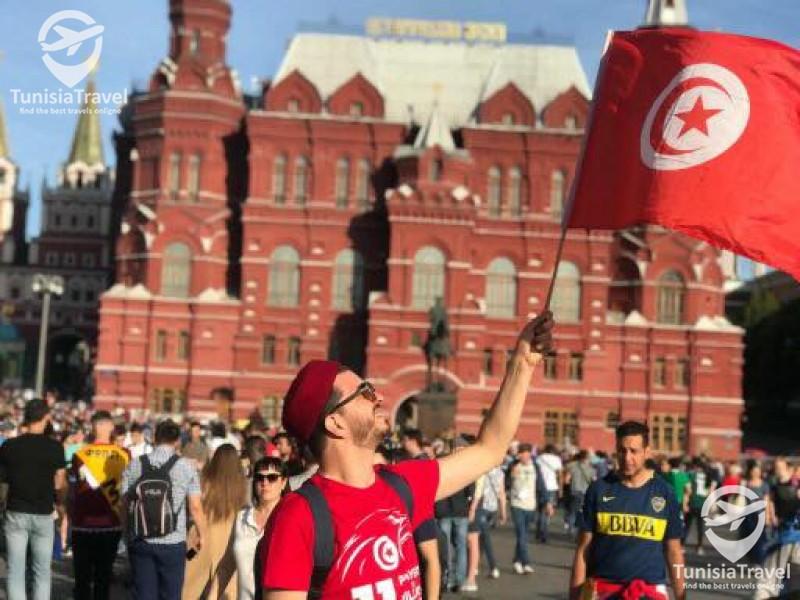 Tunisian attitude (Mondial Russie 2018)