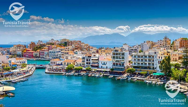 L'île de Crète