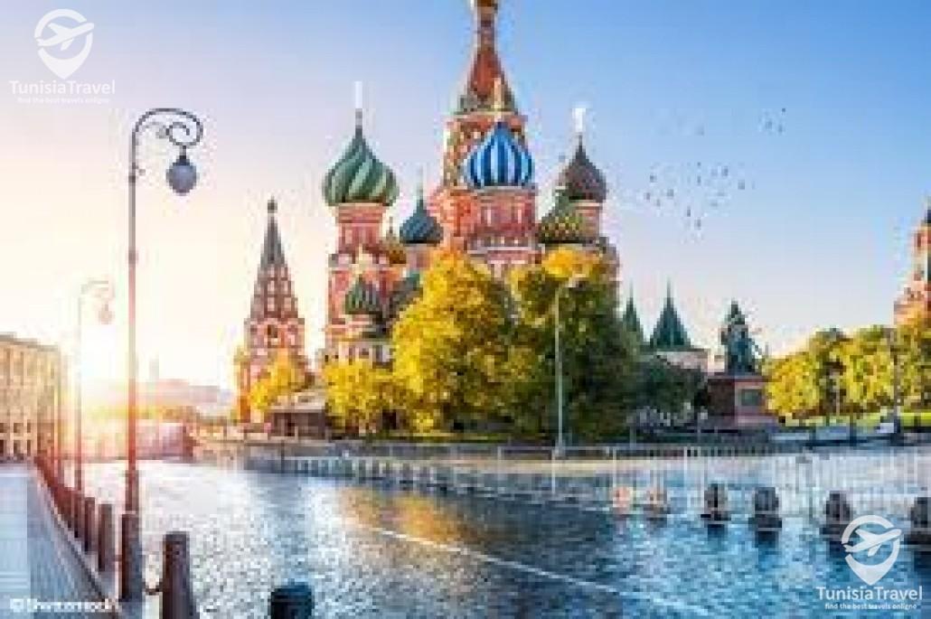 voyage Moscow & Saint-Pétersbourg