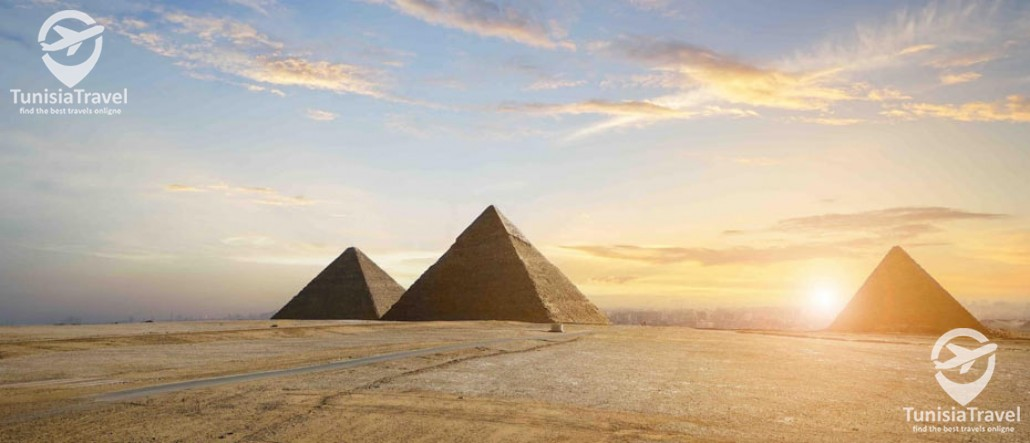 voyage Hurghada - Le Caire ÉTÉ 2019