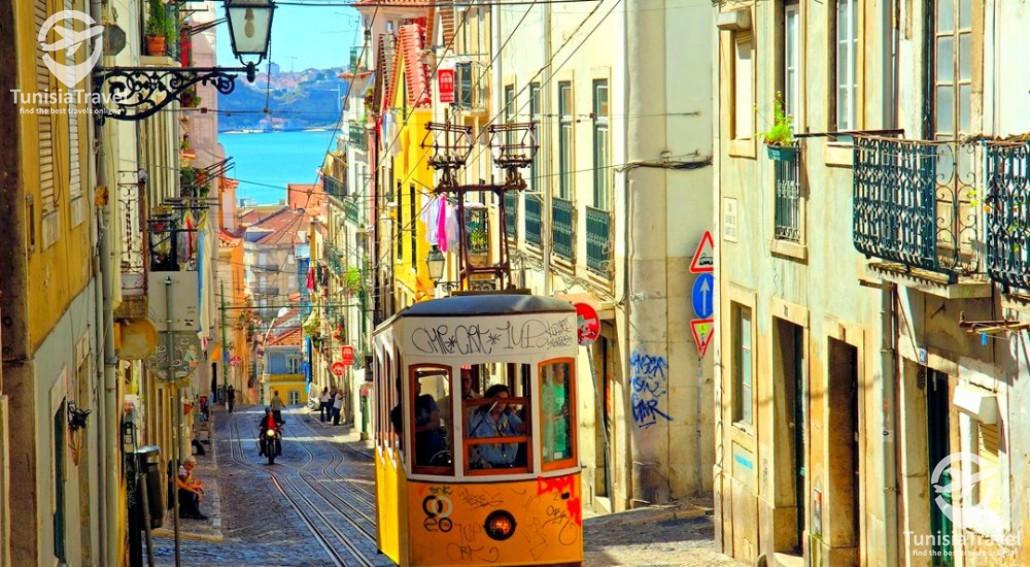 voyage Lisbonne  Une ville vivante !!