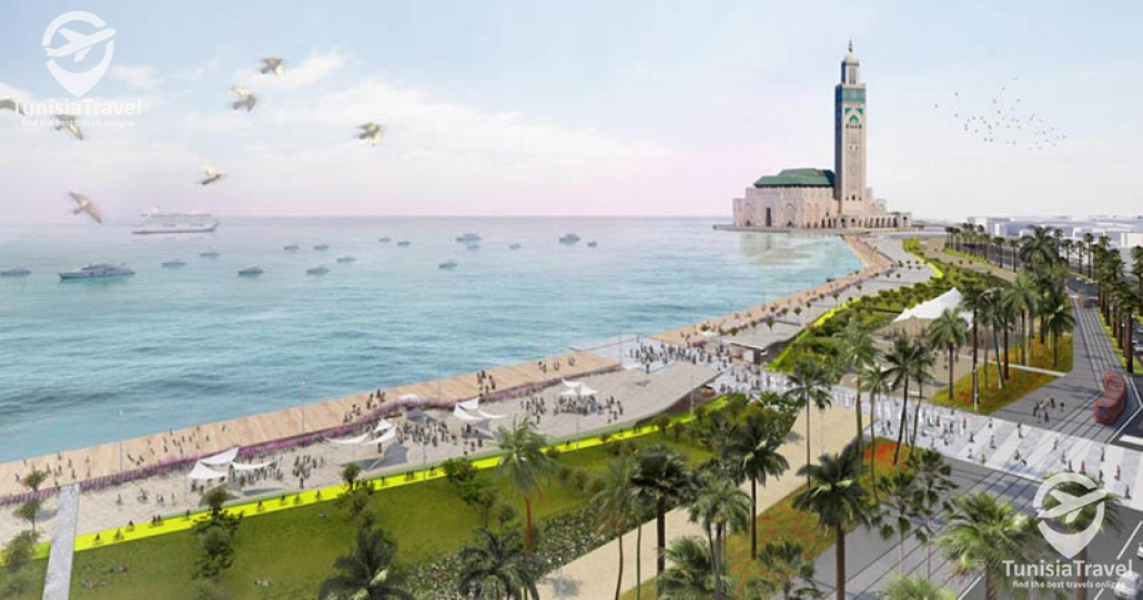 Agadir-Marrakech-Casa Summer 2018 tunisie  voyage