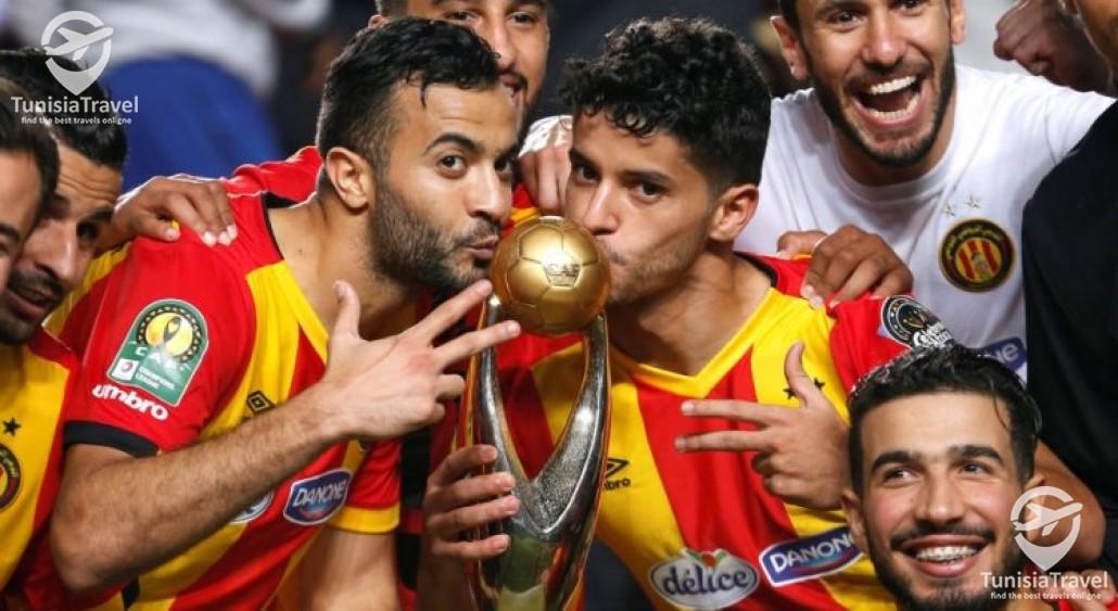 voyage Spécial final Champions Leagues EST VS WAC