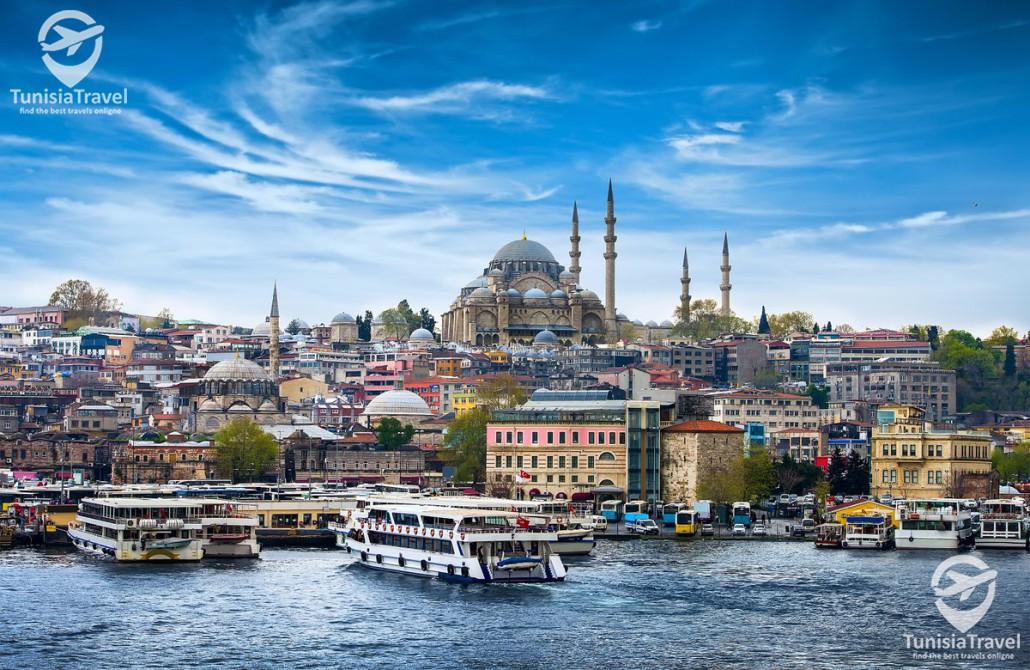 voyage Départ Garanti 3*Laleli:7Jours Istanbul la Magnifique Sans Vol