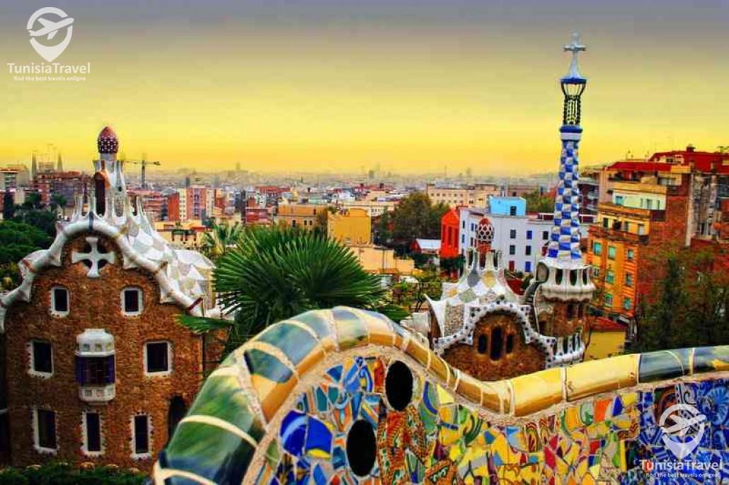 voyage Espagne  Barcelone