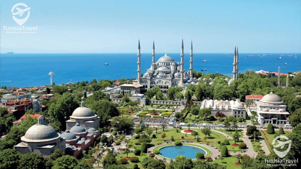 voyage CIRCUIT :ISTANBUL, BURSA & IZMIR
