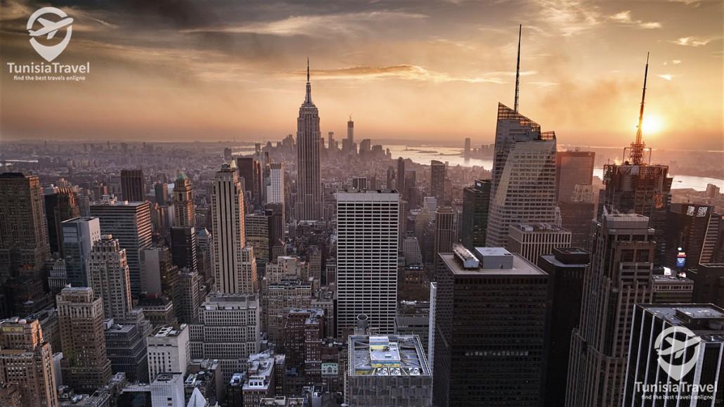 voyage USA (Est et west):New york, las vegas ,los angeles et san diego