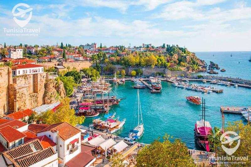 Antalya Voyages Tunisie
