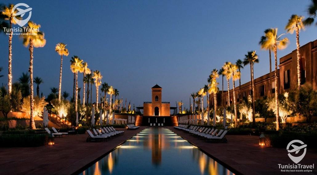 voyage Marrakech - Casablanca