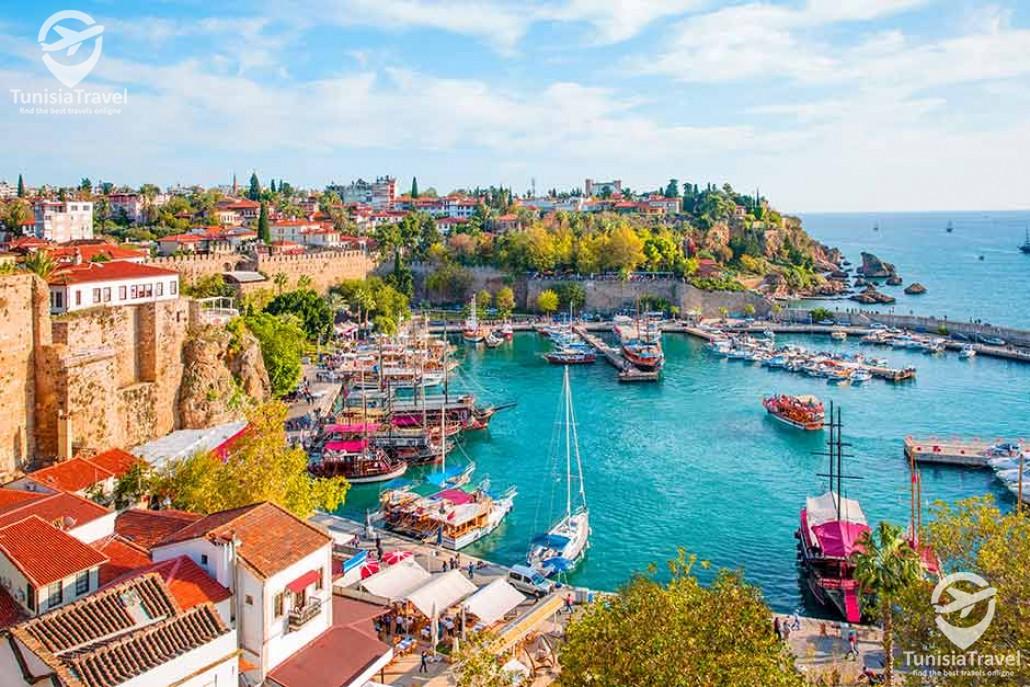 voyage Voyage organisé a #Antalya_istanbul