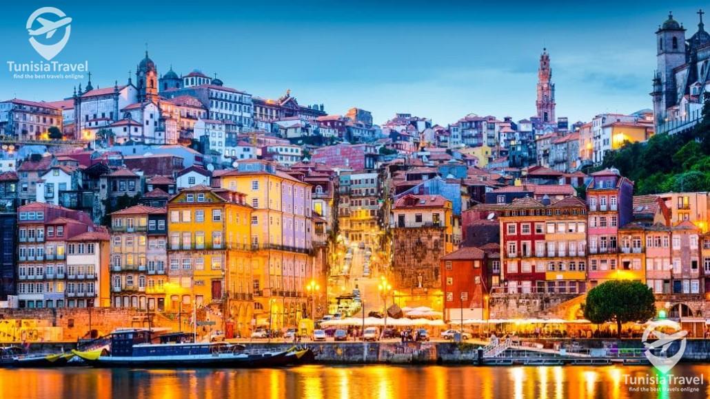 voyage Porto - Lisbonne été 2019