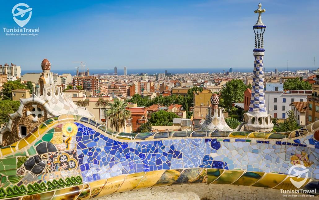 voyage Barcelone en ETE 2018