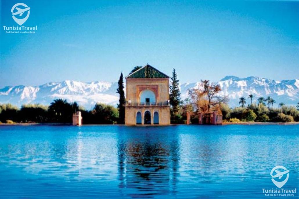 Casa, Rabat, Fes, Meknes & Marrakech tunisie  voyage