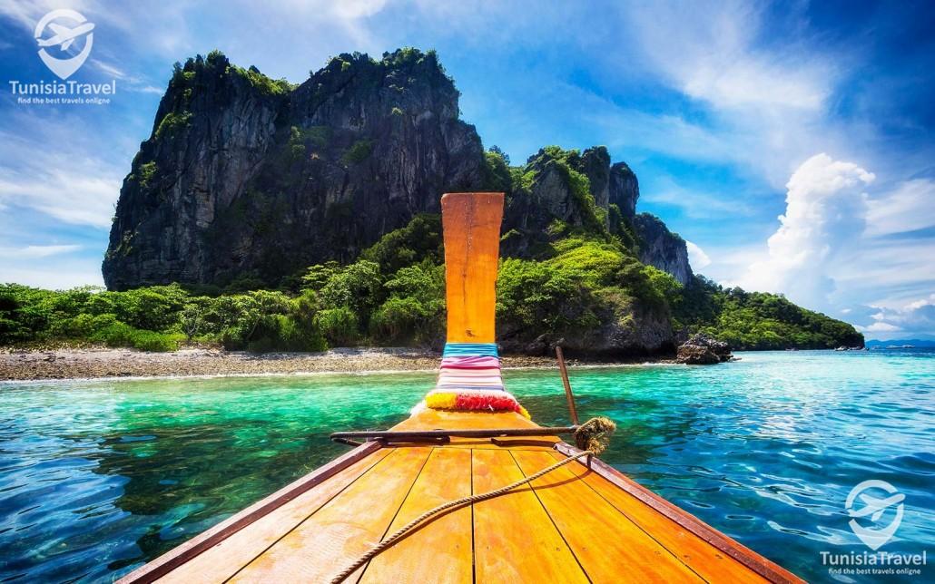 voyage Malaisie - Thaïlande ÉTÉ 2019