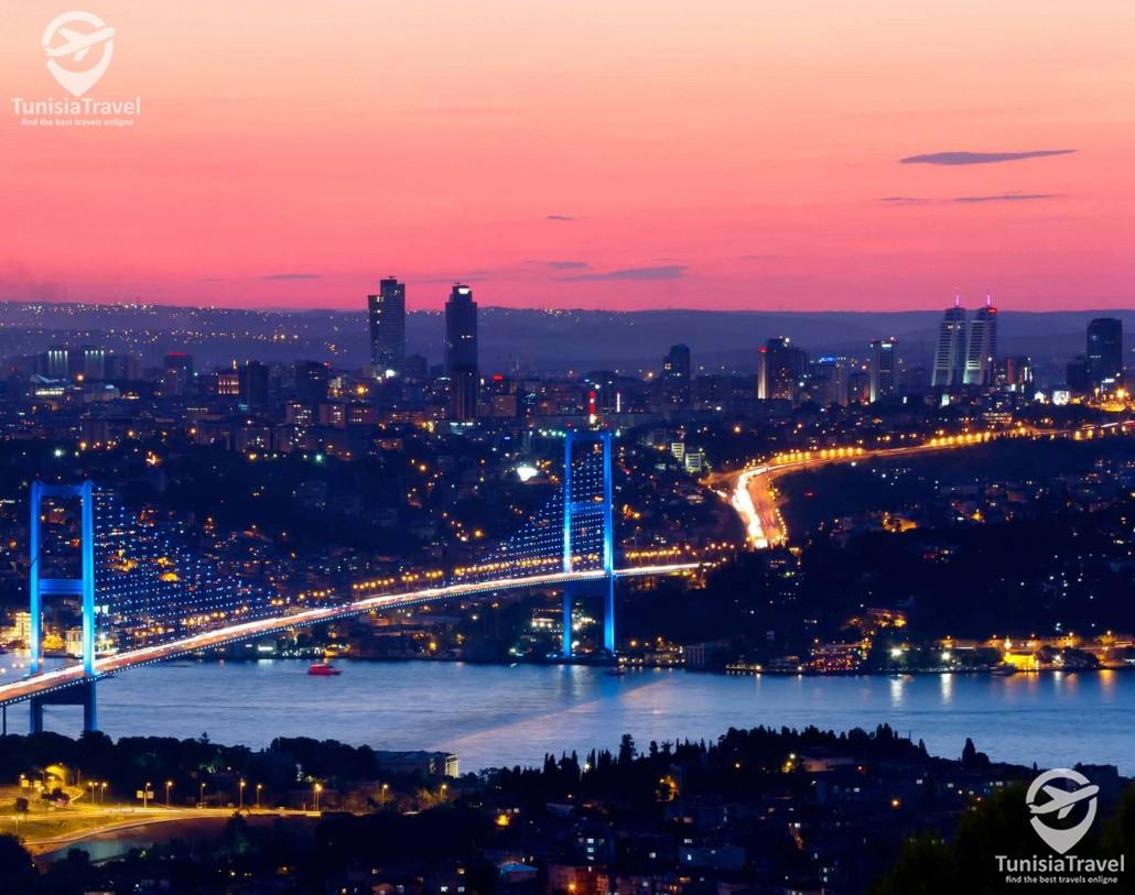 voyage Packs Summer Istanbul 7J /6N