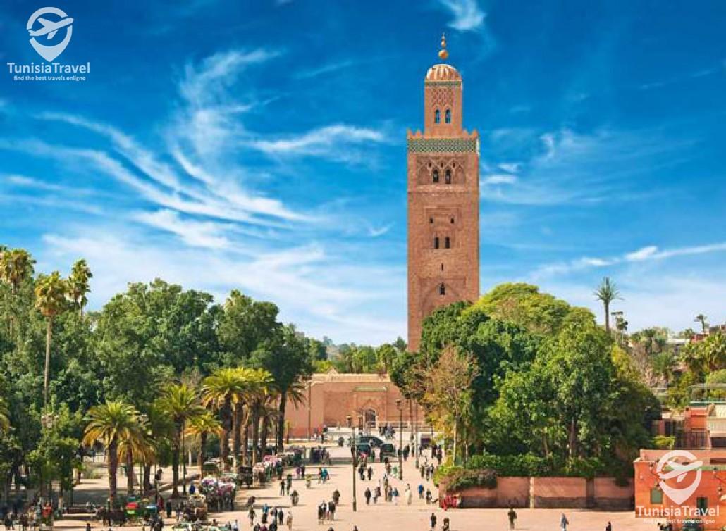 voyage Voyage organisé Maroc été 2018
