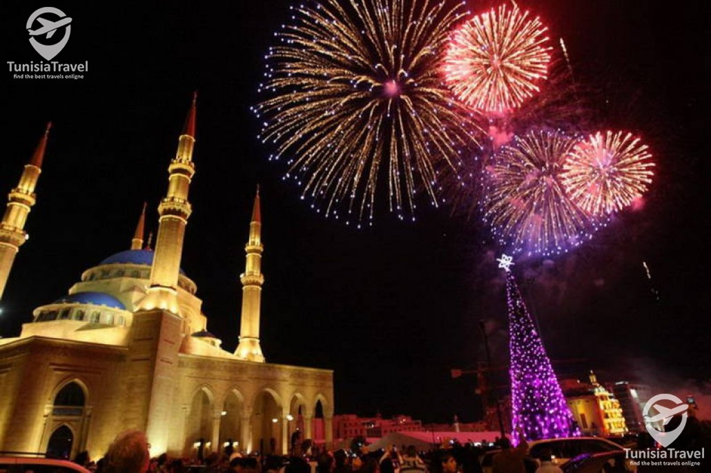 voyage Réveillon 2019 à Beyrouth