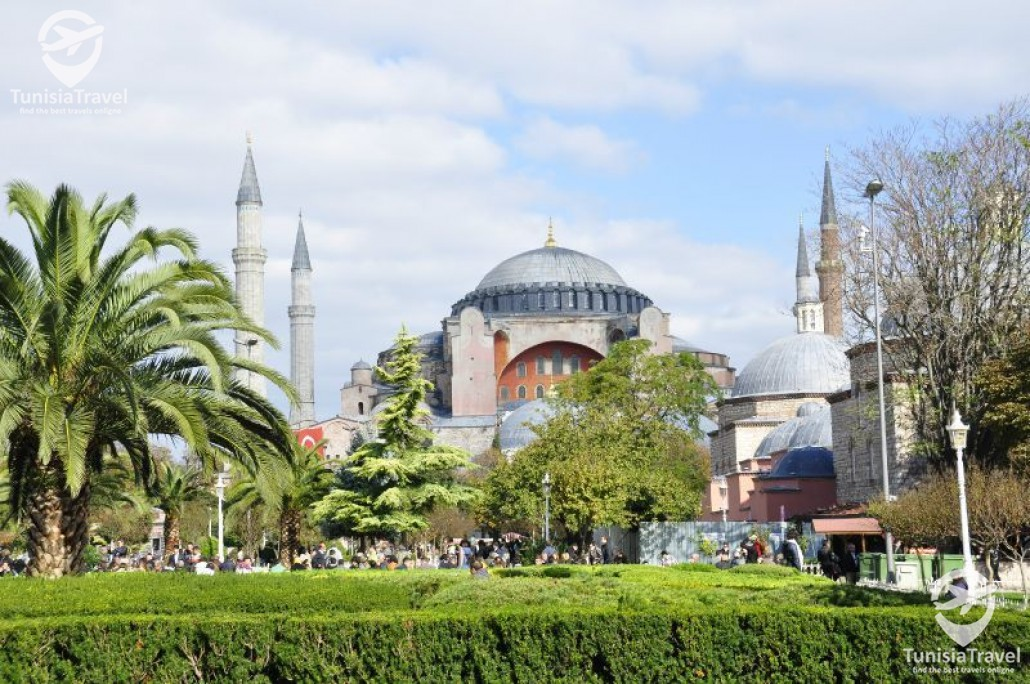 voyage Départ en Groupe à Istanbul
