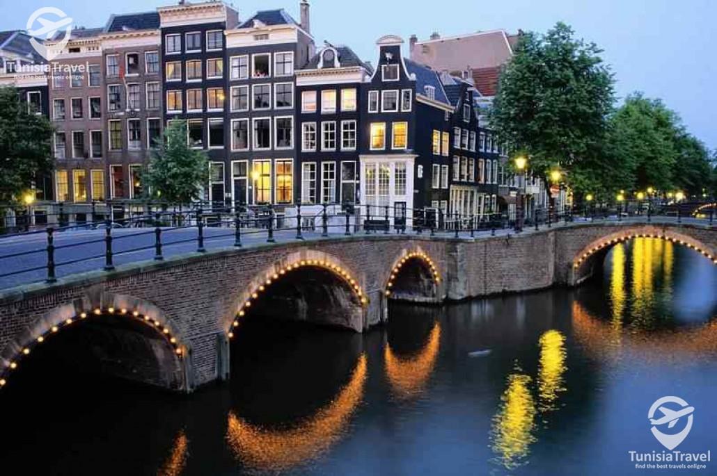 voyage Paris-Bruxelles-Bruges-Amsterdam