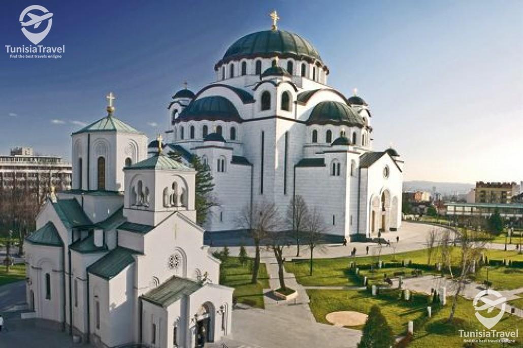voyage Belgrade  La Ville Blanche !!