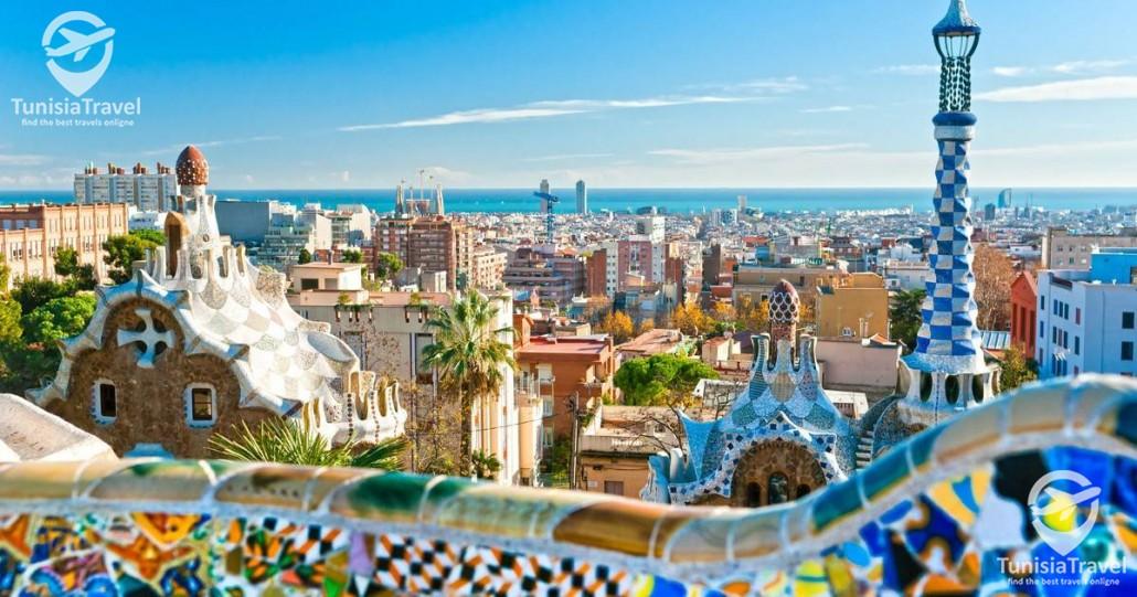 voyage Barcelone