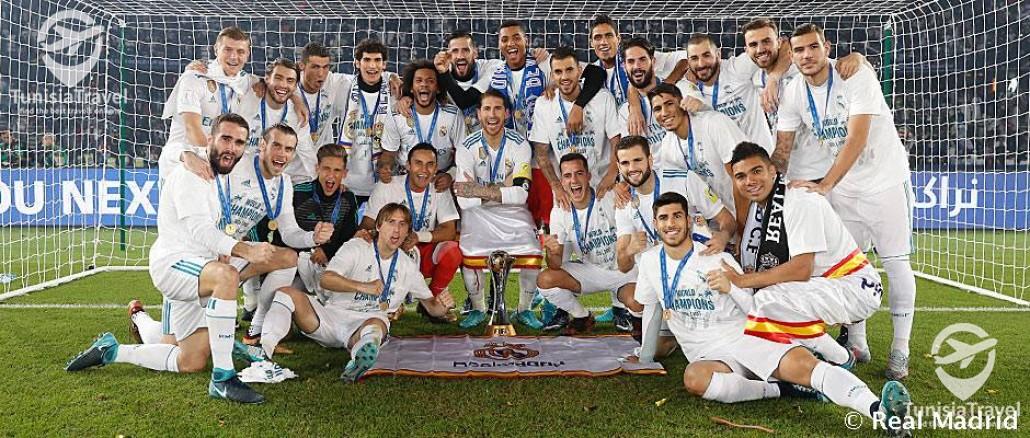 voyage Académie Real Madrid été 2018