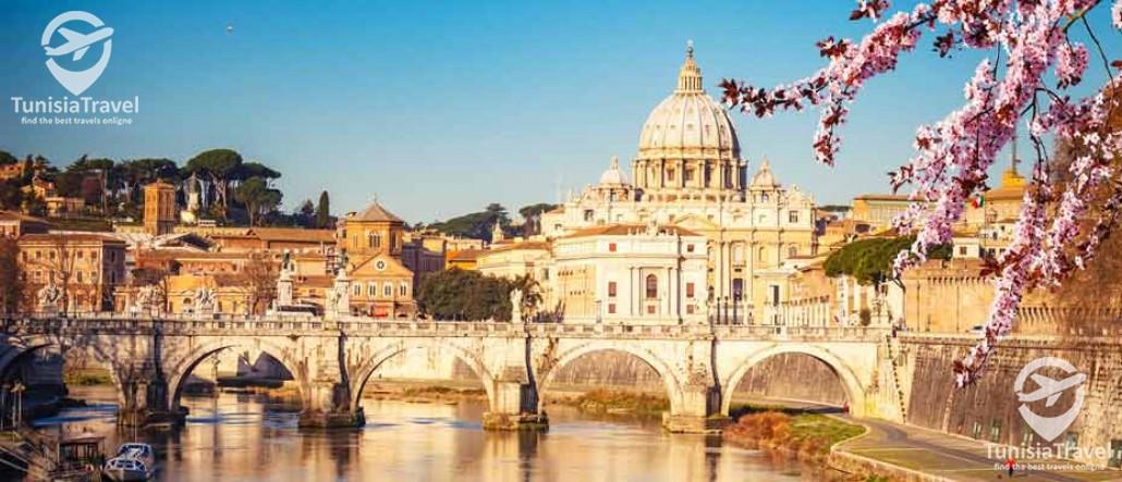 voyage Venise- Florence-Pise-Rome