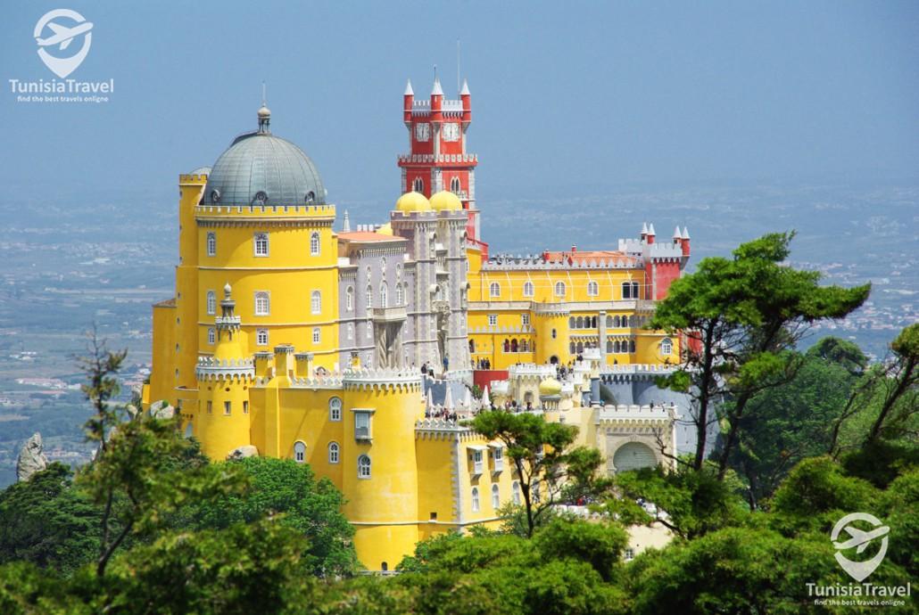 voyage PORTUGAL : LISBONNE & PORTO