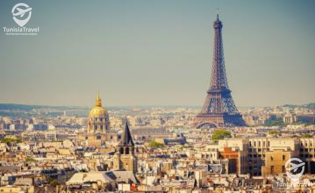 voyage PARIS ETE 2018