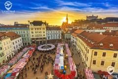 voyage Vienne, Bratislava ,Budapest & Prague