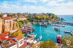 Angel Travel Voyage organisé a #Antalya_istanbul