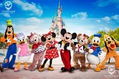 voyage Un Séjour Magique   Paris-Disney land
