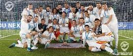liberta voyages Académie Real Madrid été 2018