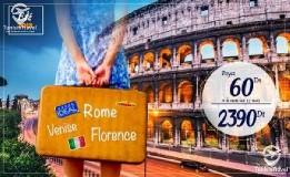 safarvoyages ROME / FLORENCE / VENISE
