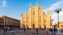 Jektis TRAVEL Tour d'Europe : MILAN , NICE & BARCELONE