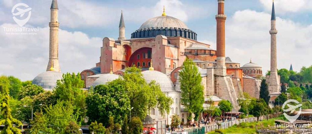 voyage Sejour Combiné Istanbul & Antalya Summer 2018