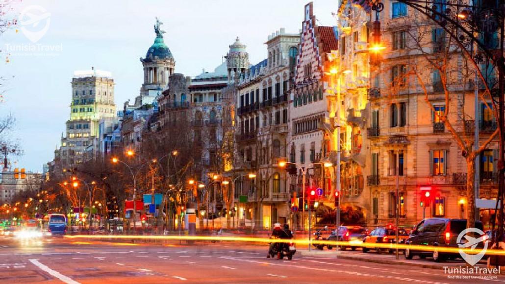 voyage Barcelone Départ Groupe été 2018  Juillet, Août & Septembre
