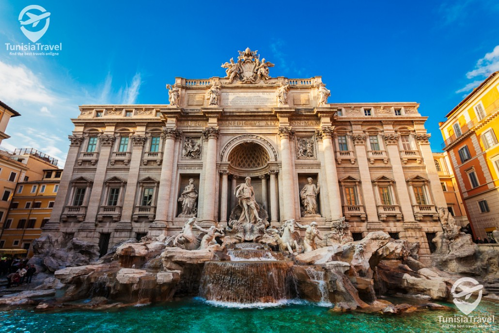 voyage Rome/Florence/Venise