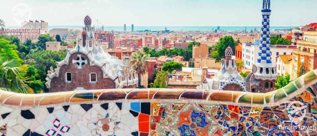 voyage Barcelone ÉTÉ 2019