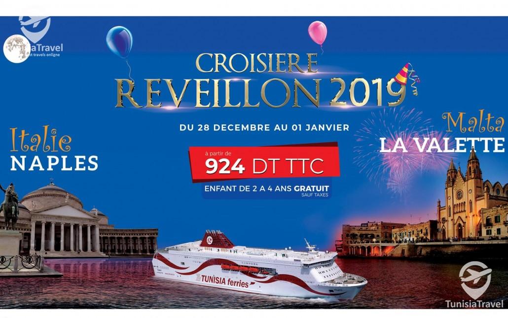voyage Croisière Naples - La valette